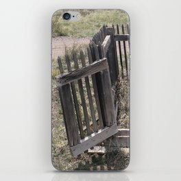 The Open Gate iPhone Skin