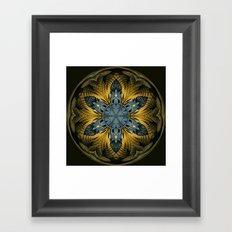 Nautical Star Framed Art Print