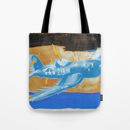 plane WWII Tote Bag