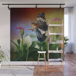 Floating Fairy Wall Mural
