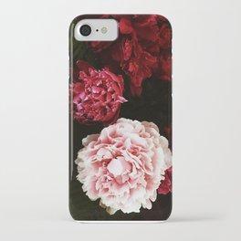 Peony Passion iPhone Case