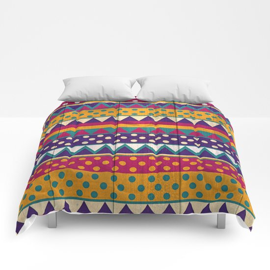 Mexican Pattern Comforters