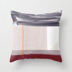 Greyone Throw Pillow