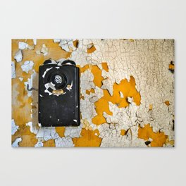 Orange Crush Canvas Print