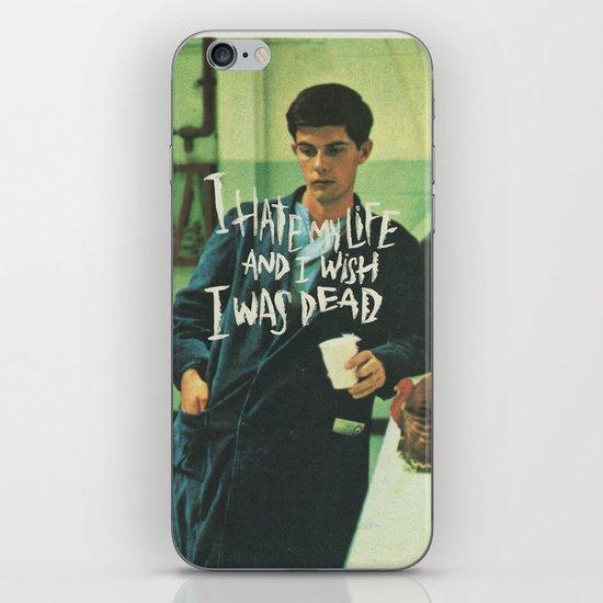 POOR FELLA iPhone & iPod Skin
