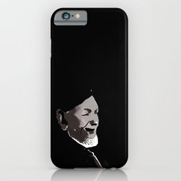 Ustad Bismillah khan iPhone Case