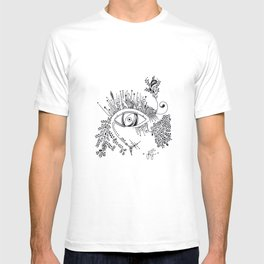 The eye watching you T-shirt