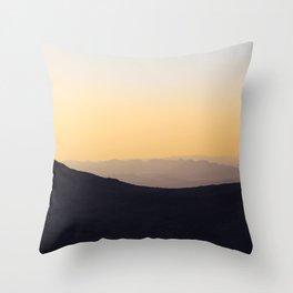 Sunrise #2 Throw Pillow