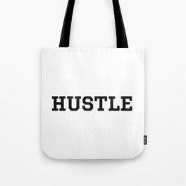 Hustle - Motivation Tote Bag