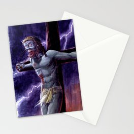 Zombie Messiah Stationery Cards