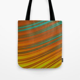 Orange Blast Tote Bag