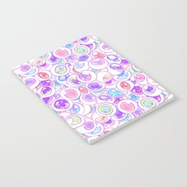 Kawaii Balls Notebook