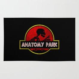 Anatomy Park Rug