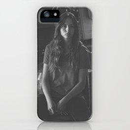 Model Status- BW iPhone Case