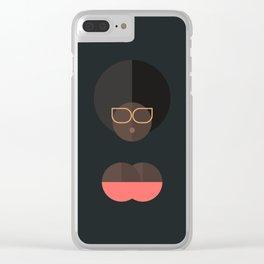 BLACK MAGIC WOMEN / Alika Clear iPhone Case