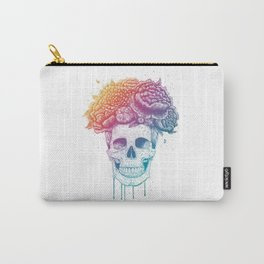 Color skull Carry-All Pouch