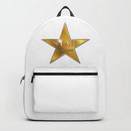 Star Dressing Room Backpack