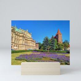 Beautiful Krakow Mini Art Print