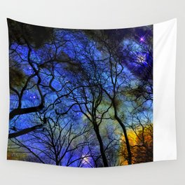 astral projection Wall Tapestry