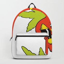 Alien Bong Backpack