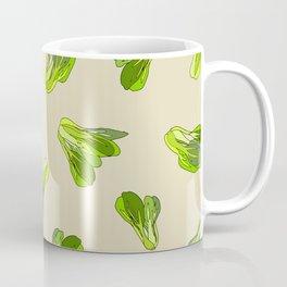 Bok Choy Vegetable Coffee Mug