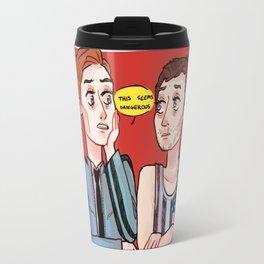 dangerous boys Travel Mug
