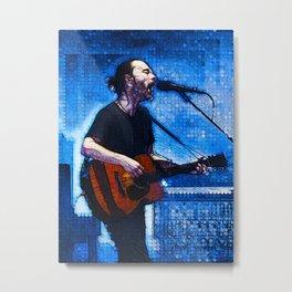 Radiohead / Thom Yorke Metal Print