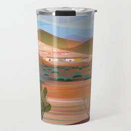 Copper Town Travel Mug
