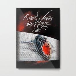 The Wall Live Metal Print