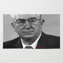 Yuri Andropov · Soviet General Secretary 1982-84 Rug