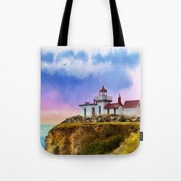 The Island Of Kefalonia, Greece Tote Bag