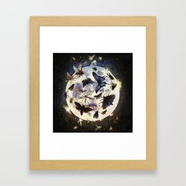 TRAUM Framed Art Print