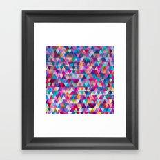 Mix #569 Framed Art Print