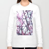 blossom Long Sleeve T-shirts featuring Blossom by Brit
