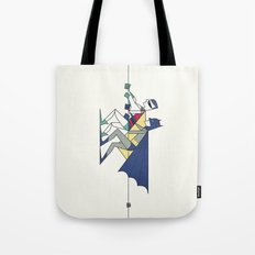 The POW! of love Tote Bag