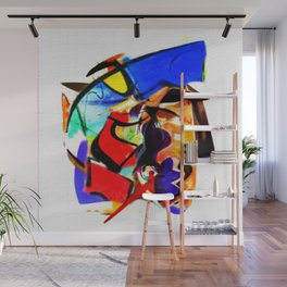 Abstract Series IV Wall Mural
