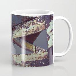 Old Iron 2 Coffee Mug