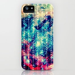 Galaxy Arrows iPhone Case