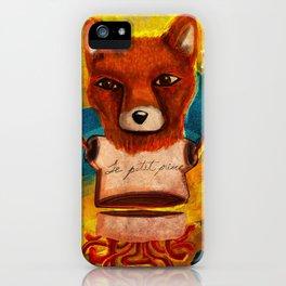 Le Petit Prince Fan iPhone Case