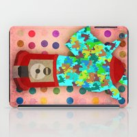 gumball iPad Cases featuring Gumball Unicorns by That's So Unicorny
