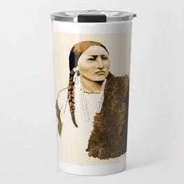 Bear Skin Travel Mug