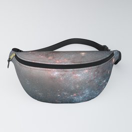 Starburst - Captured by Hubble Telescope Fanny Pack