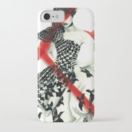 Alexander McQueen iPhone Case