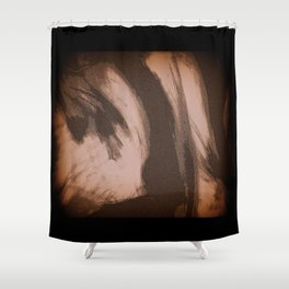 Less Travelled Shower Curtain