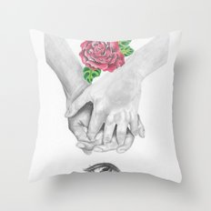 ALL OF ME Throw Pillow