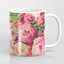 Pretty Peonies Coffee Mug