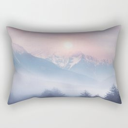 Pastel vibes 11 Rectangular Pillow
