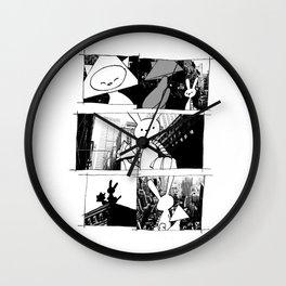 minima - vue Wall Clock