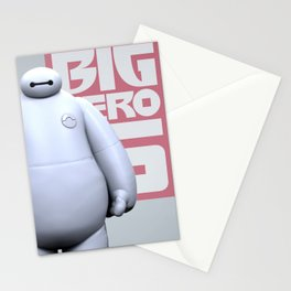 Baymax Stationery Cards