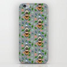 Totem-ro iPhone & iPod Skin